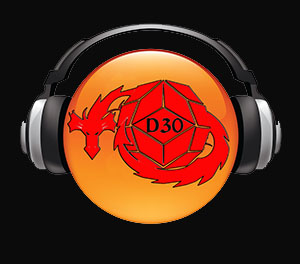 Podcast – D30 RPG